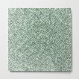 Circles 12c Metal Print