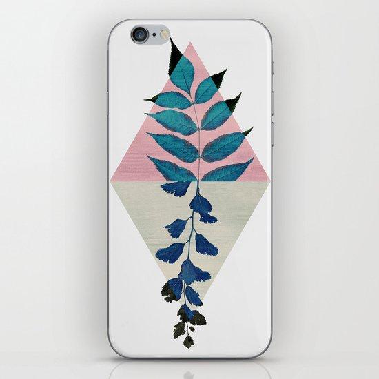 Geometry and Nature I iPhone Skin