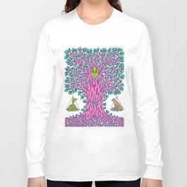 The Tree of Balance Long Sleeve T-shirt