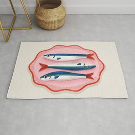 The Best Fish In Town Rug