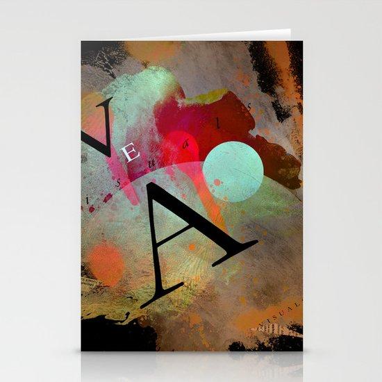 VEA 18 Stationery Cards