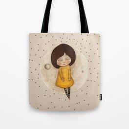 Moon Song 5 Tote Bag