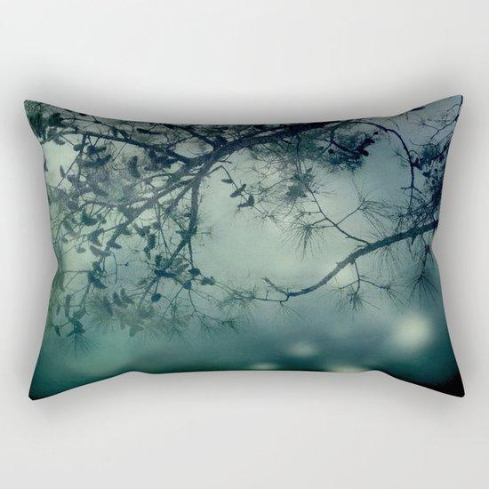 The Enchanted Forest Rectangular Pillow
