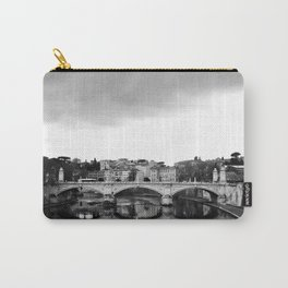 Sant'Angelo Bridge Carry-All Pouch