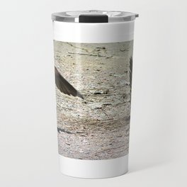 Barn Swallow Dance Travel Mug