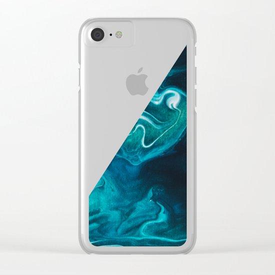 Gravity II Clear iPhone Case