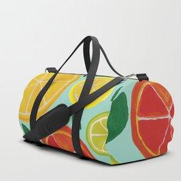 Citrus Delights Duffle Bag