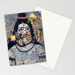 Hindu mural Stationery Cards