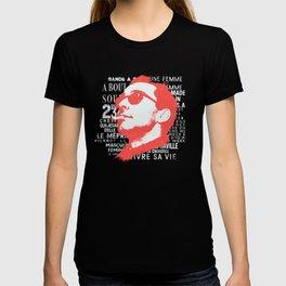 godard T-shirt
