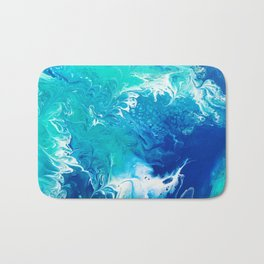 Earth from Above Bath Mat