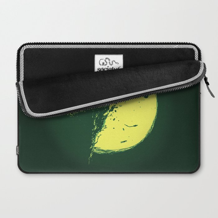 Zombie Invasion Laptop Sleeve