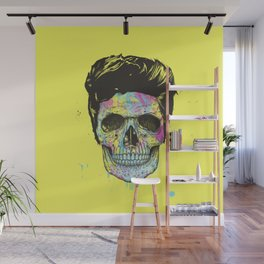 Color your death Wall Mural