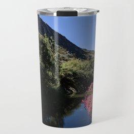 Silent Andalusian Riverside Travel Mug