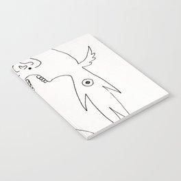 Arcane Foreigner Notebook