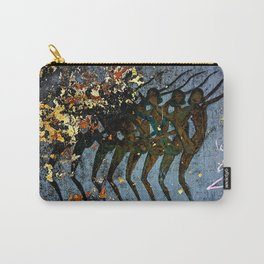 Josephine Baker Graffiti in the French Riviera Carry-All Pouch