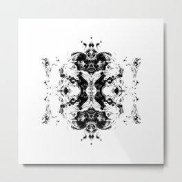 NOX I Metal Print
