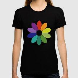 James Ward's Chromatic Circle (interpretation) T-shirt