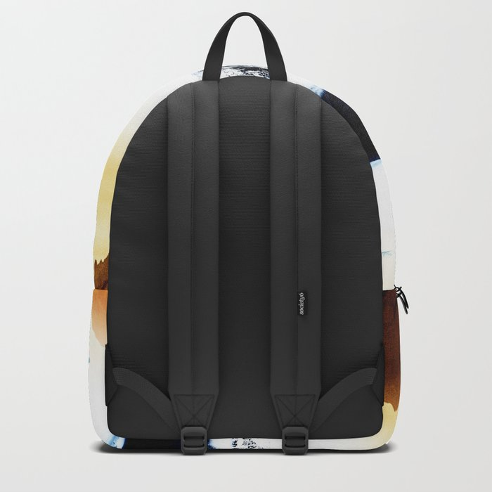 Hiking for Blue Isolation Backpack