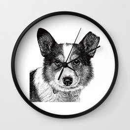 Misfit Waiting for Adoption. Wall Clock