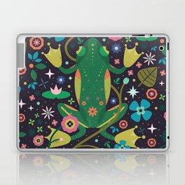 Botanical Frog Laptop & iPad Skin
