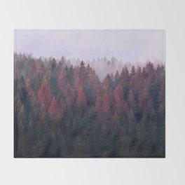 The Ridge Throw Blanket