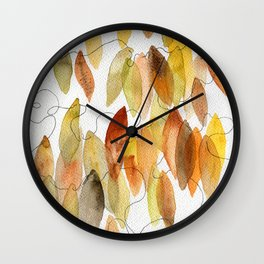 No one's left behind Wall Clock