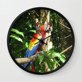 In a parralel universe Wall Clock