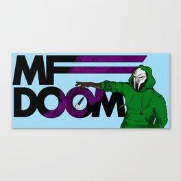 DOOOOOOM Canvas Print
