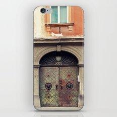 Ljubljana Door iPhone & iPod Skin