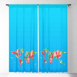 Tulip World #119 Blackout Curtain