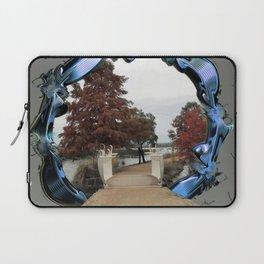 Lake Wendouree Framed Laptop Sleeve