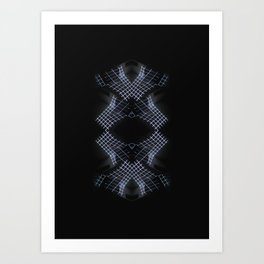 Untitled (Rooms) Art Print