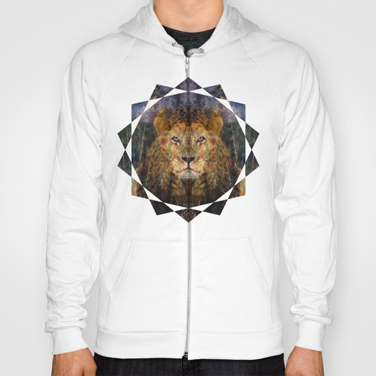 Pacific Lion Hoody