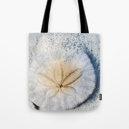 Sandy Dollar Tote Bag