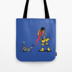 Cats & Lasers Tote Bag
