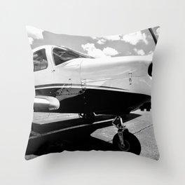 Classic Aviation Throw Pillow