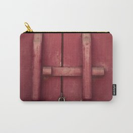 Locked red door Carry-All Pouch