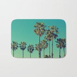 Palm trees Bath Mat