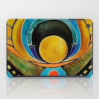 stargate iPad Cases featuring SUNRISE by Deyana Deco