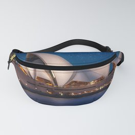 Millions of Stars at the Opera Fanny Pack