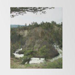 Tower Creek Throw Blanket