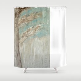 life tree Shower Curtain