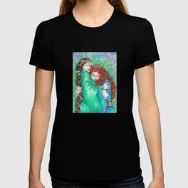 Merida and Elinor (version 2) T-shirt