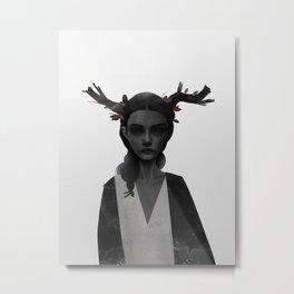 Klara Metal Print