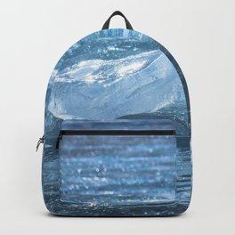 Ice diamond of Baikal Backpack