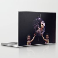 equality Laptop & iPad Skins featuring 'Equality' by Thom Easton