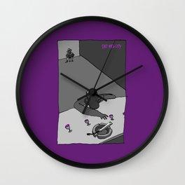 Sad Melody Wall Clock