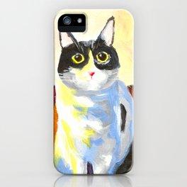 Jinx, The Shanghai Cat iPhone Case