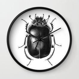 Beetle 13 Wall Clock