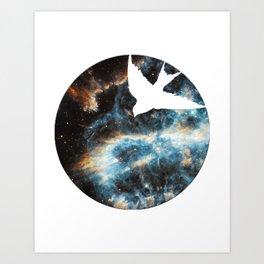 caelum nox Art Print